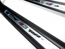 BMW M3 GTS Competition Door Seals