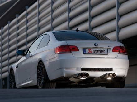 Akrapovic Evolution Titanium Exhaust System for E9x M3