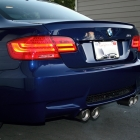 BMW E92 LCI LED Tail Lights Retrofit Kit - US