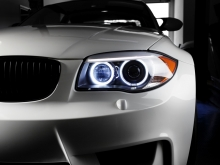 BMW LUX LED Angel Eyes