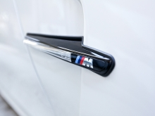 BMW 1M Black Side Grilles