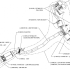 Akrapovic Evolution Titanium Exhaust System GT-R Schematics