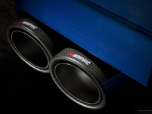 Akrapovic Evolution Titanium Exhaust System for BMW M6 F12