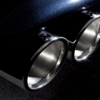 Akrapovic Evolution Titanium tail pipes