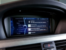 BMW iDrive Navigation Retrofit (CIC)