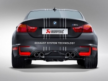 Akrapovic BMW M4 Evolution Exhaust System