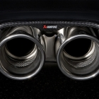 Akrapovic Sports Cup exhaust system for 911 GT3/RS (997 FL)