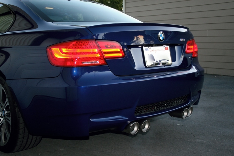 bmw e92 lci led tail lights retrofit kit us alekshop