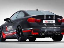 Akrapovic BMW M4 Slip On Exhaust System