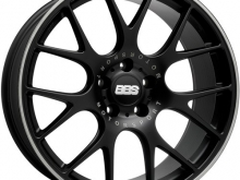 BBS CH-R Black Finish