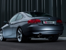 Akrapovic Evolution Titanium Exhaust System 335i E9X