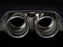 Akrapovic Slip-On exhaust system for Porsche 911 GT3/RS (997 FL)